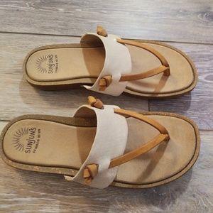 😍NWOT sunjun sandals